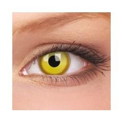 Barevné čočky ColourVue Eyelush aqua