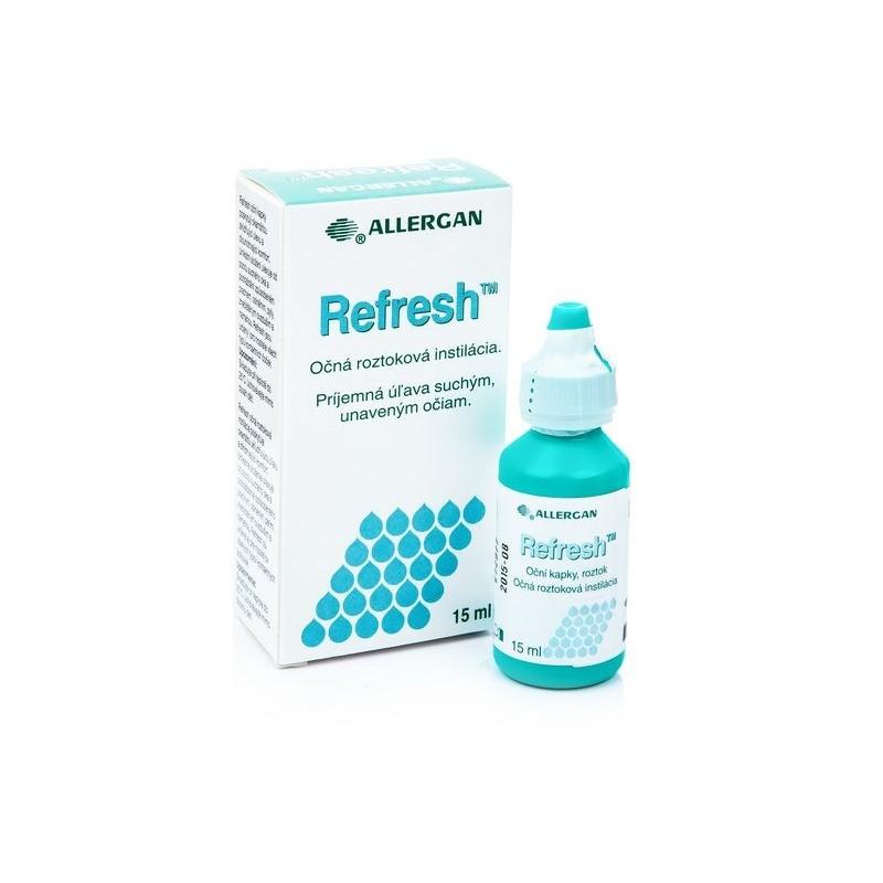 kapky Refresh 15 ml