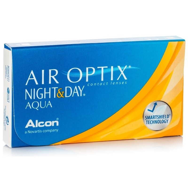 AIR OPTIX NIGHT & DAY Aqua...