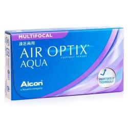 Air Optix Aqua Multifocal...