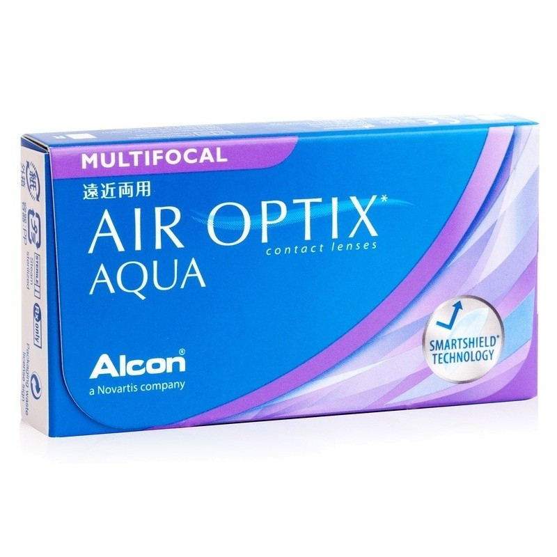 Air Optix Aqua Multifocal...