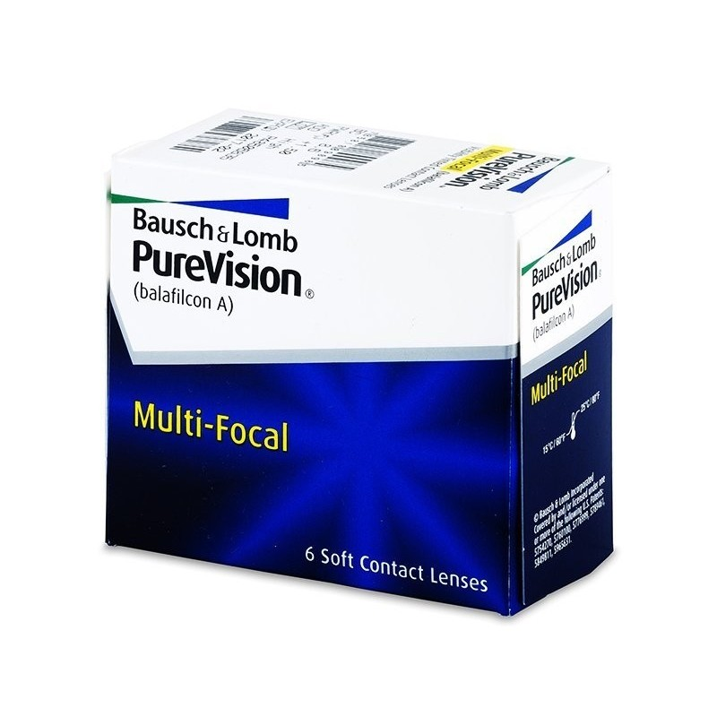 PureVision Multi-Focal (6...