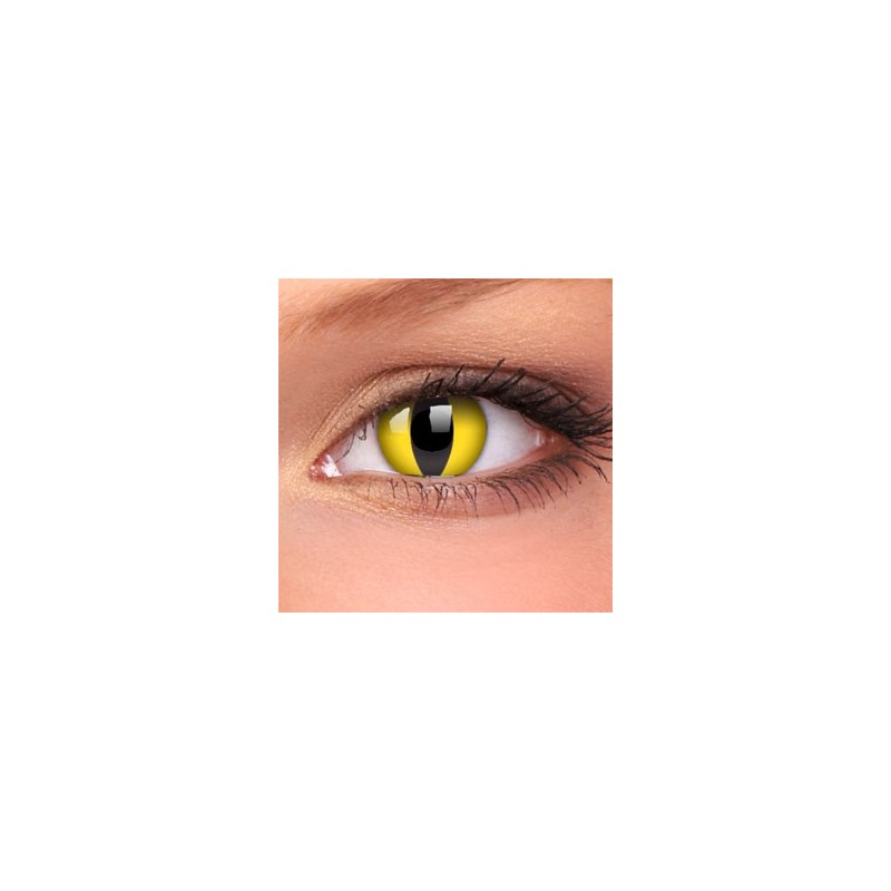 CRAZY cat eye (2 čočky)
