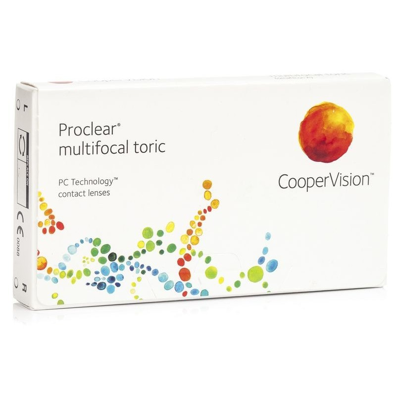 Proclear Multifocal Toric...