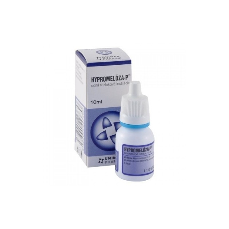 Hypromeloza-P 10 ml