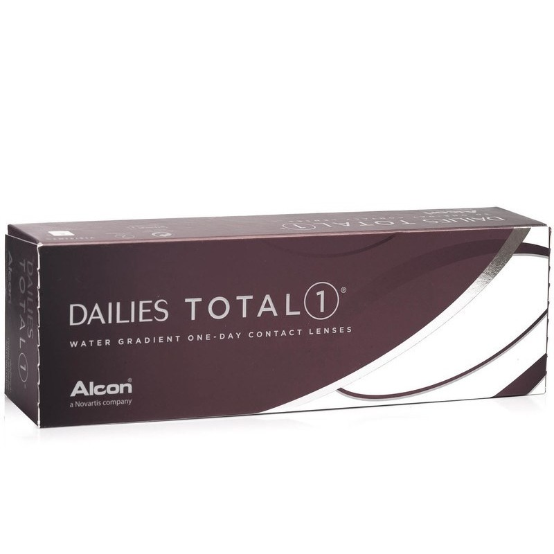 Dailies Total 1 (30 čoček)