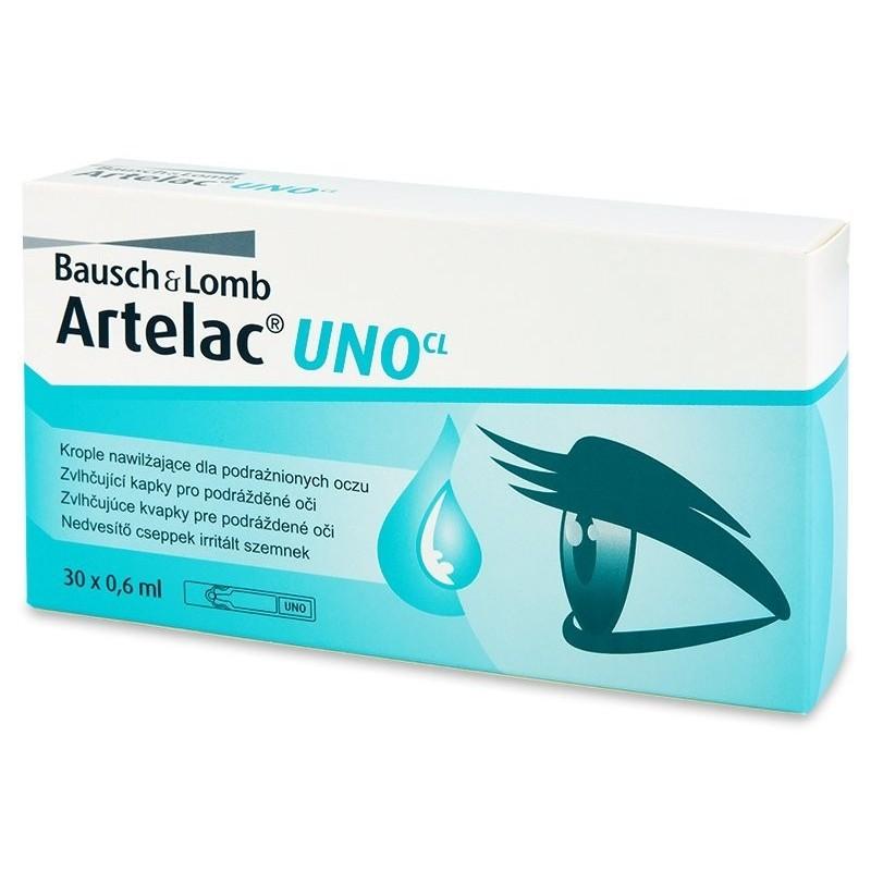 Artelac Uno 30 x 0,6 ml