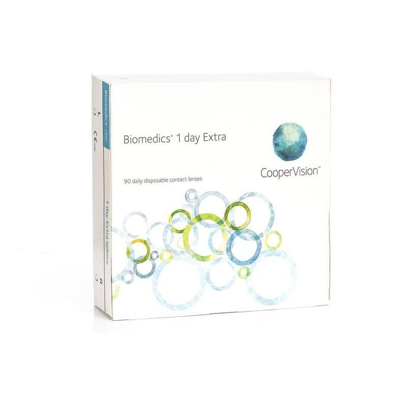Biomedics 1 Day Extra (90...