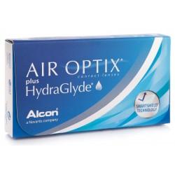 Air Optix Plus Hydraglyde 6...