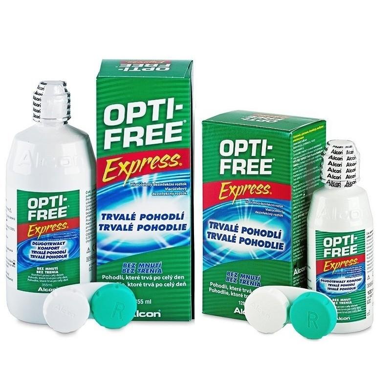 Opti-Free Express 355 ml +...