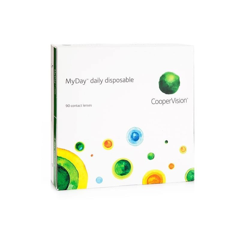 MyDay daily disposable (90...