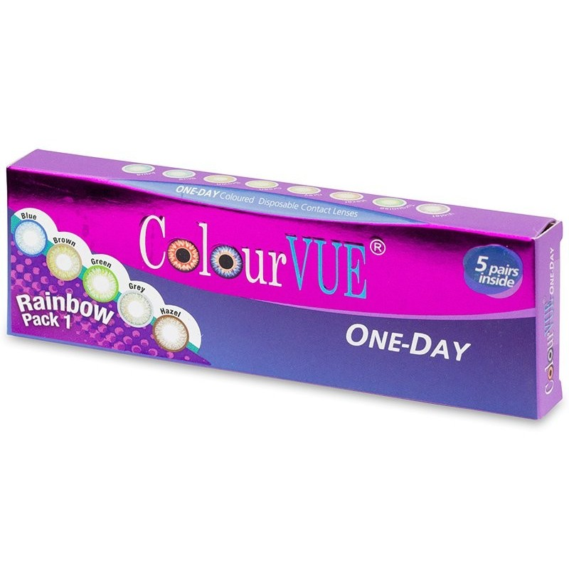 ColourVue Trublends One-Day...