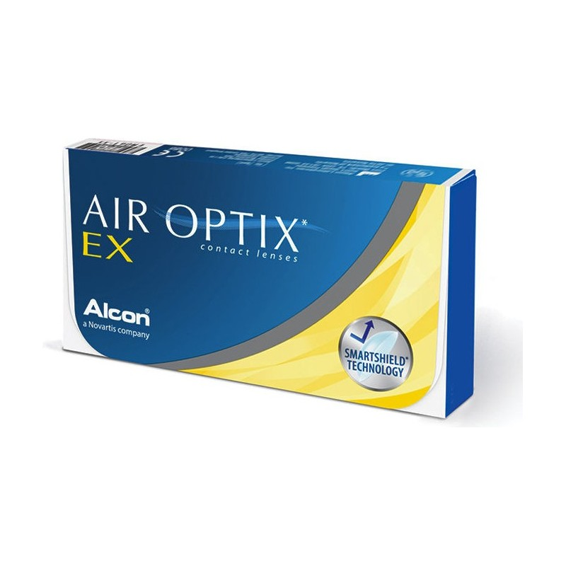 Air Optix EX (3 čočky)
