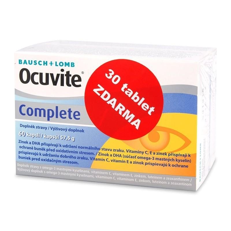 Ocuvite Complete (60 + 30...