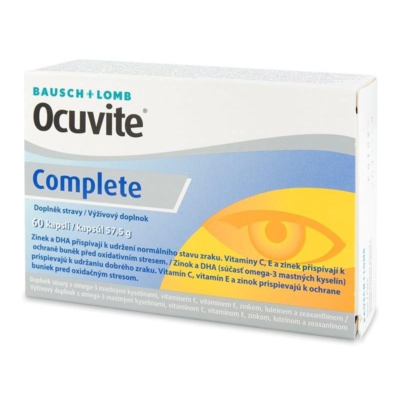 Ocuvite Complete (60 kapslí)