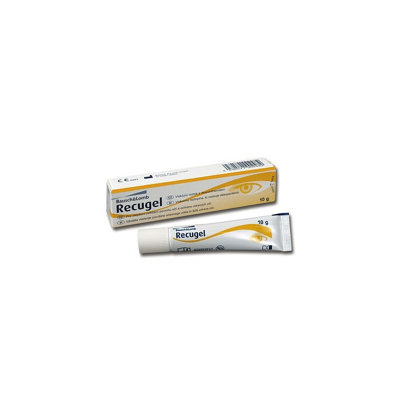 Recugel oční gel 10 g