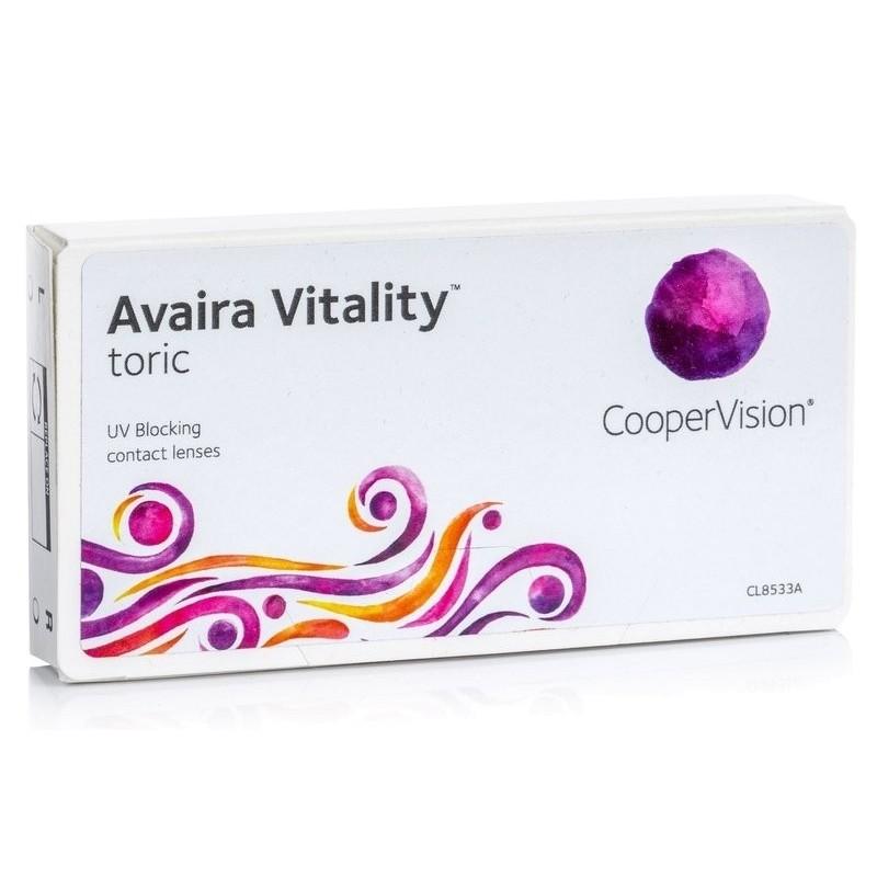Avaira Vitality Toric (3...