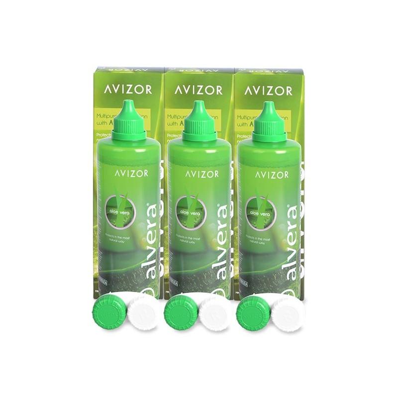 roztok Alvera 3 x 350 ml
