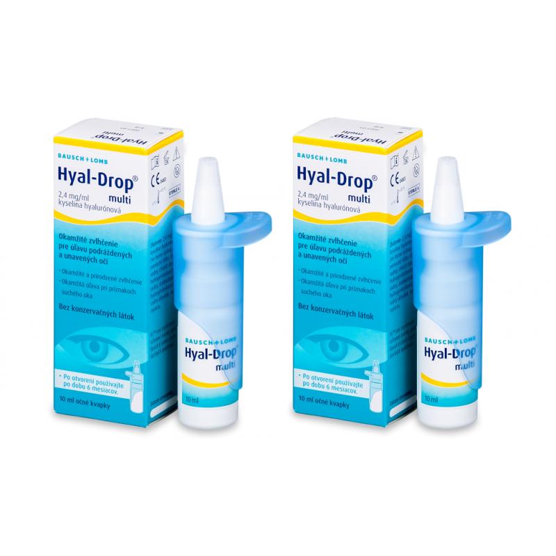 oční kapky Hyal-Drop multi...